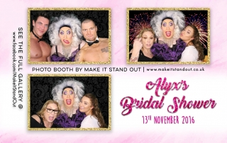 Bridal Shower Make It Stand Out