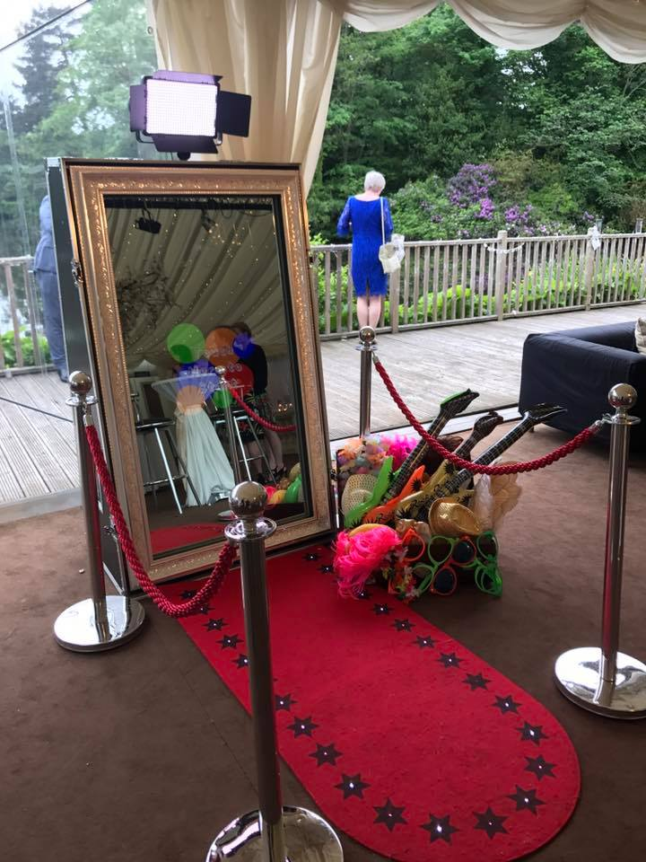 Magic Mirror at Lakeside Marquee