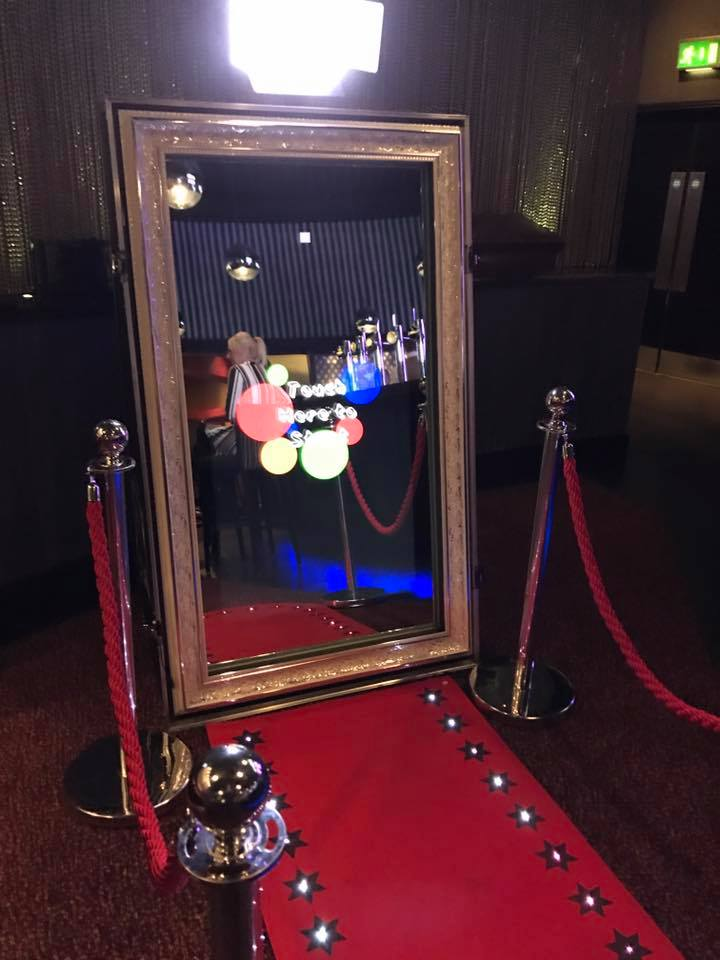 Grosvenor Casino Magic Mirror
