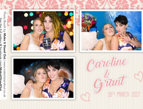 Caroline & Grant's Wedding, Singleton Lodge