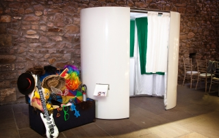 hillbark hotel photobooth