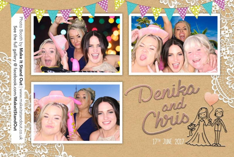 Make It Stand Out Willows Blackrod Photo Booth