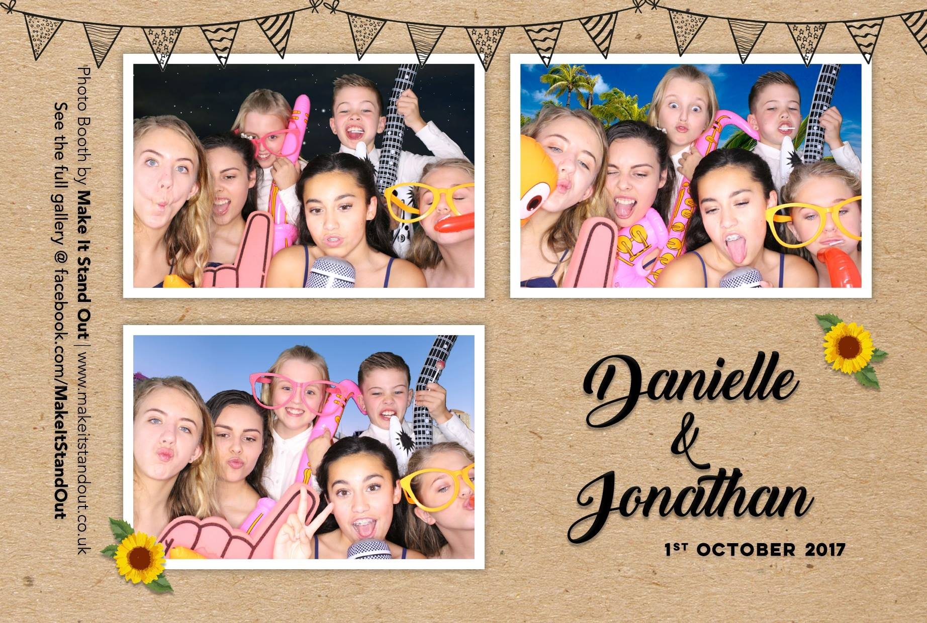 Mitton Hall photo booth Make It Stand Out